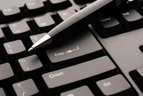 Keyboard With Pen